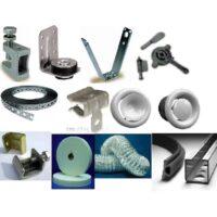 Вентиляция - комплектующие изделия для монтажа воздуховодов